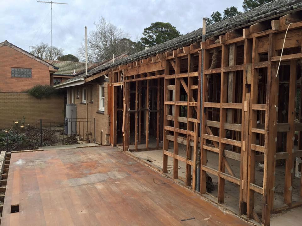 Home renovation ballarat future construction for Home renovation contractors